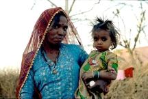 pushkar* a casa di chetan (il cammelliere)